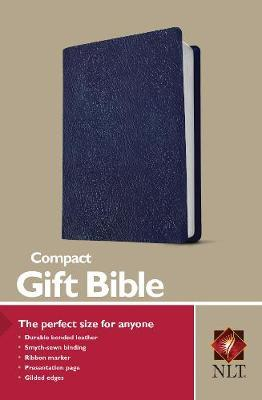NLT Compact Gift Bible, Bonded Leather