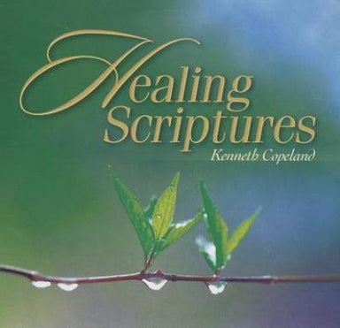 ROCKONLINE | New Creation Church | NCC | Joseph Prince | ROCK Bookshop | ROCK Bookstore | Star Vista | Kenneth Copeland | Healing Scriptures by Kenneth Copeland Audio CD  | Audio CD | Free delivery for Singapore Orders above $50.