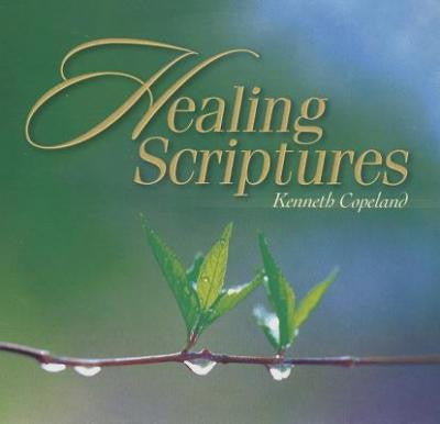 Healing Scriptures by Kenneth Copeland (Audio CD)