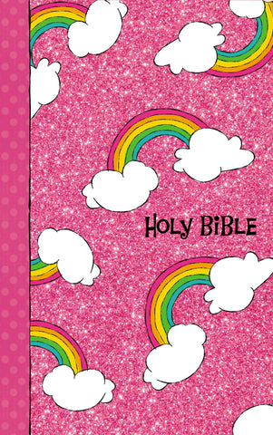 NIV God's Rainbow Holy Bible, Hardcover