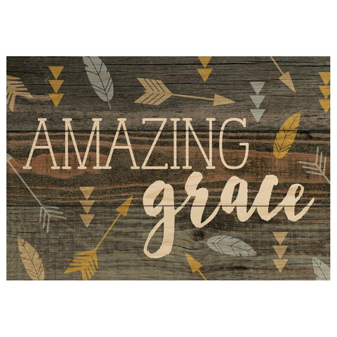 Mini Plaque – Amazing Grace