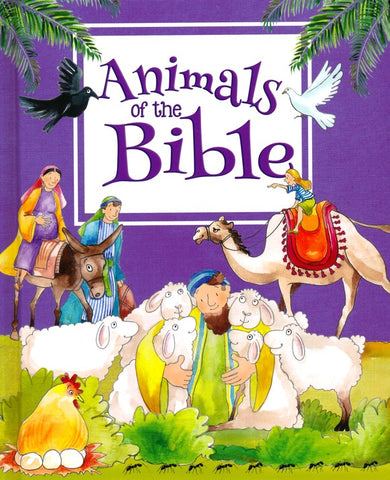 Animals of the Bible, Hardcover