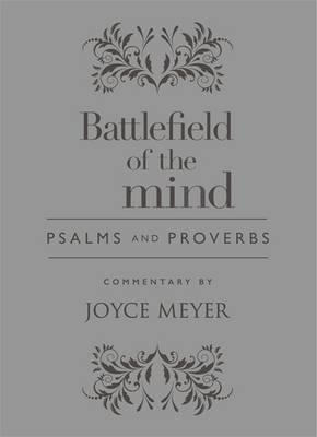 ROCKONLINE | New Creation Church | NCC | Joseph Prince | ROCK Bookshop | ROCK Bookstore | Star Vista | Joyce Meyer | Battlefield of the Mind: Psalms and Proverbs| Free delivery for Singapore Orders above $50.