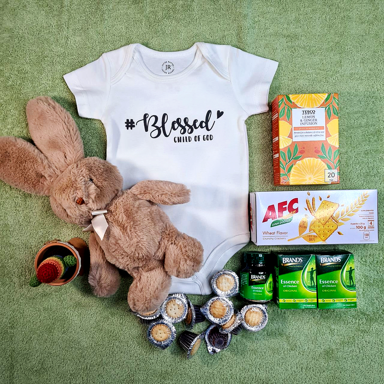 Baby Gift Hamper - Blessed