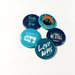 ROCKONLINE | New Creation Church | NCC | Joseph Prince | ROCK Bookshop | ROCK Bookstore | Star Vista | Christian Living | Fun Buttons | Accessories | Badges | Pins | Scripture | Christian Apparel | Youth | Children | Free delivery for Singapore Orders above $50