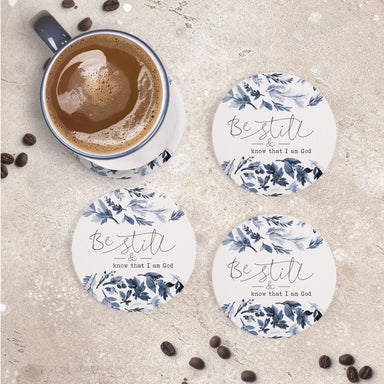ROCKONLINE | New Creation Church | NCC | Ceramic Coasters (Pack of 4) | P Graham Dunn | Made In USA | Joseph Prince | Scriptures | Kitchen Display | Home Blessings | Housewarming | Christian Gifts | Small Gifts | Rock Bookshop | Rock Bookstore | Star Vista | Free Delivery for Singapore Orders above $50.