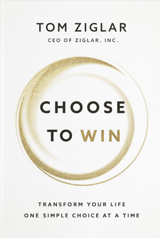 ROCKONLINE | New Creation Church | NCC | Joseph Prince | ROCK Bookshop | ROCK Bookstore | Star Vista | Choose to Win | Tom Ziglar | Free delivery for Singapore Orders above $50.