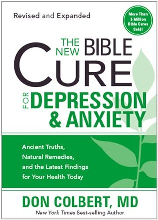 ROCKONLINE | New Creation Church | NCC | Joseph Prince | ROCK Bookshop | ROCK Bookstore | Star Vista | The New Bible Cure For Depression & Anxiety | Depression & Anxiety | Cure | Practical Help | Don Colbert | Free delivery for Singapore Orders above $50.