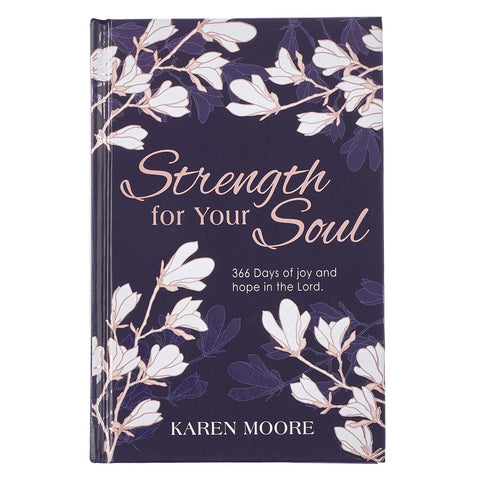 Strength For Your Soul Devotional, hardcover