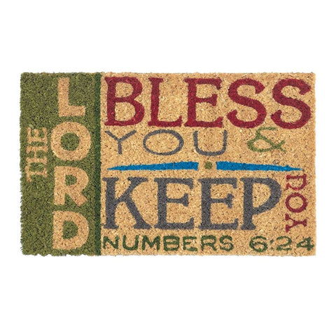 Doormat, The Lord Bless