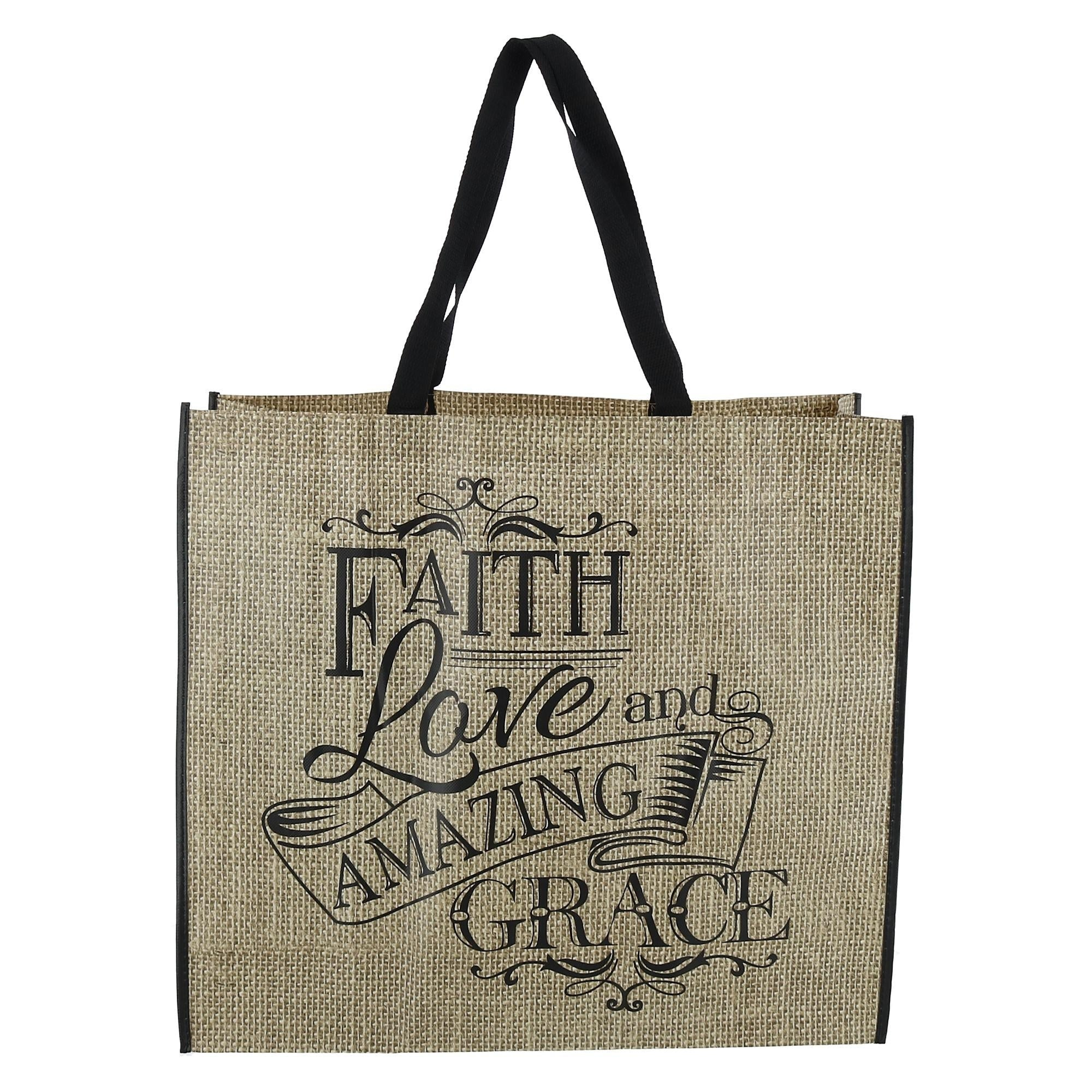 ROCKONLINE | New Creation Church | NCC | Joseph Prince | ROCK Bookshop | ROCK Bookstore | Star Vista | Tote Bag | Shopping Bag | Gift Bag | Eco-friendly | Grocery | Errands | Shopping | Jumbo Tote Bag | Christian Gifts | Free delivery for Singapore Orders above $50.