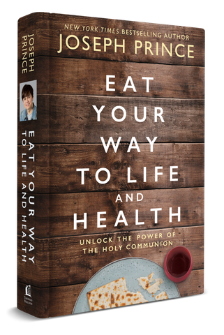 ROCKONLINE | New Creation Church | Joseph Prince | ROCK Bookshop | NCC | Christian Living | Eat Your Way To Life And Health (softback) | Free shipping for Singapore orders above $50