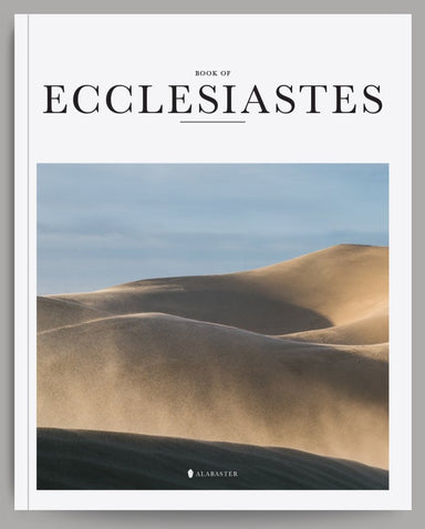 ROCKONLINE | New Creation Church | Joseph Prince | Christian Living | Alabaster Co. | Photography |  Visual | Craftsmanship | Christian Creative | The Book of Ecclesiastes  | NLT | Bible | Free Shipping for Singapore Orders above $50.
