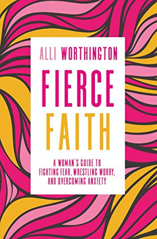 ROCKONLINE | New Creation Church | NCC | Joseph Prince | ROCK Bookshop | ROCK Bookstore | Star Vista | Fierce Faith | Women | Alli Worthington | Free delivery for Singapore Orders above $50.