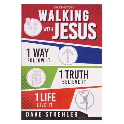 Walking with Jesus – 366 Day Youth Devotional