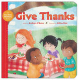 Give Thanks, Boardbook