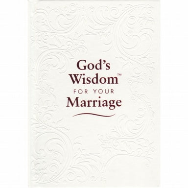 ROCKONLINE | New Creation Church | NCC | Joseph Prince | ROCK Bookshop | ROCK Bookstore | Star Vista | God's Wisdom For Your Marriage | Christian Marriage | Marriage Life | Hardcover | Free delivery for Singapore Orders above $50.