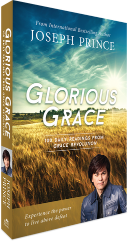 Glorious Grace –100 Daily Readings from Grace Revolution