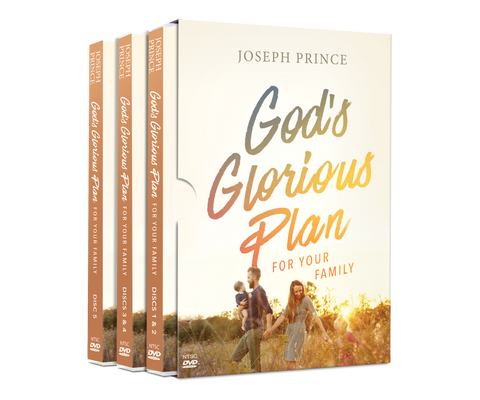 God's Glorious Plan For Your Family (DVD Album)