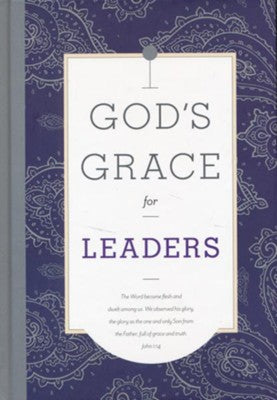 ROCKONLINE | New Creation Church | NCC | Joseph Prince | ROCK Bookshop | ROCK Bookstore | Star Vista | God's Grace for Leaders | Hardcover | Free delivery for Singapore Orders above $50.