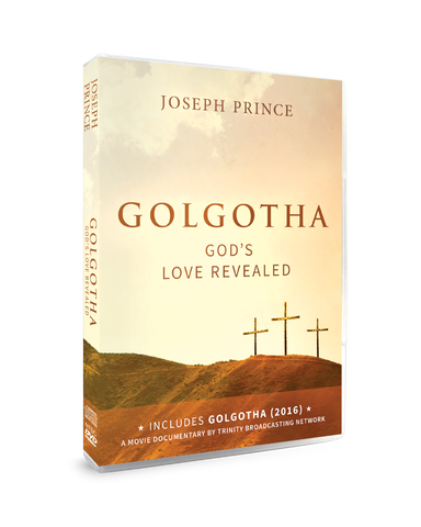 Golgotha—God's Love Revealed (DVD album)
