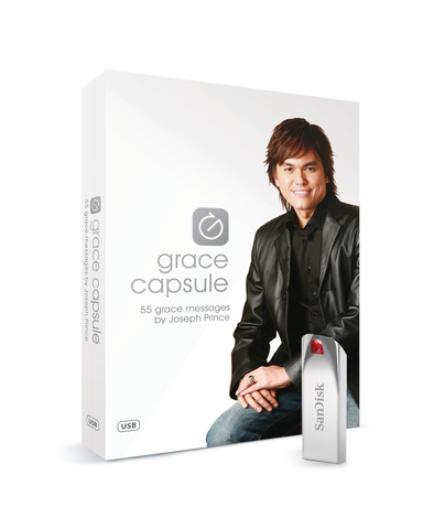 Grace Capsule USB (55 sermons)