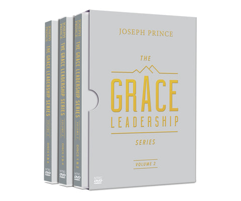 The Grace Leadership Series Volume 2 (DVD Album)