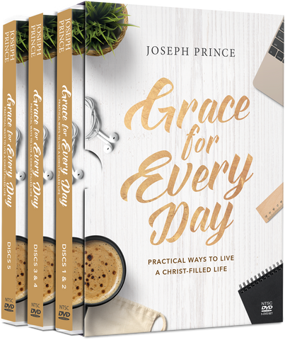 Grace For Every Day—Practical Ways To Live A Christ-Filled Life  (DVD Album)