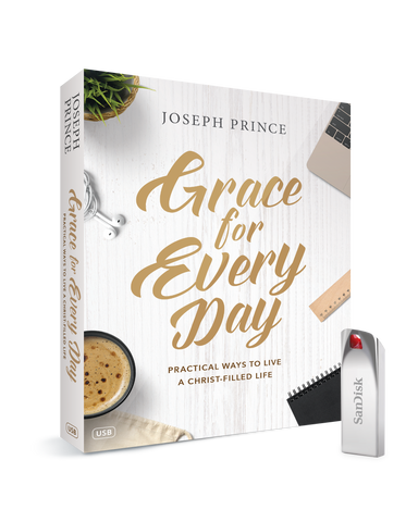 Grace For Every Day—Practical Ways To Live A Christ-Filled Life USB Series
