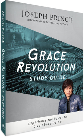 Grace Revolution Study Guide – Experience The Power To Live Above Defeat