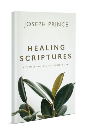 Healing Scriptures — Powerful Promises For Divine Health (Softback)