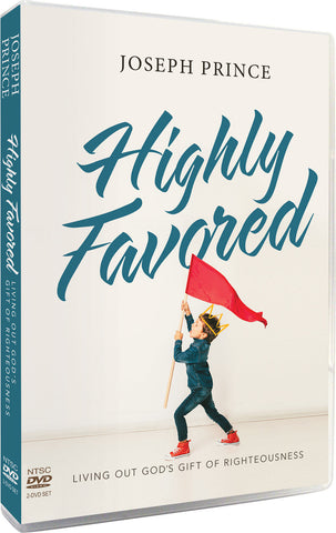 Highly Favored— Living Out God's Gift Of Righteousness (DVD Album)