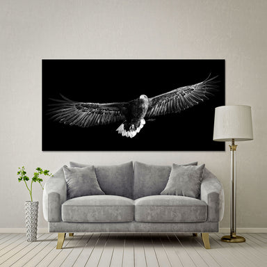ROCKONLINE | New Creation Church | Joseph Prince | Star Vista | Rock Bookshop | Rock Bookstore | Art of Faith | Christian Creative | Christian Art | DIASEC™ Print | Hand-drawn Art | Fine Art | Patrick Bezalel | On Eagles Wings Hyperrealism Diasec Print | Free delivery for Singapore Orders above $50.