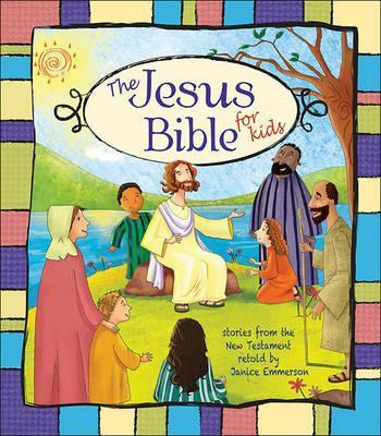 ROCKONLINE | New Creation Church | NCC | Joseph Prince | ROCK Bookshop | ROCK Bookstore | Star Vista | Children | Kids | Bible Story | Preschooler | Christian Living | The Jesus Bible for Kids, Hardcover | Free delivery for Singapore Orders above $50.