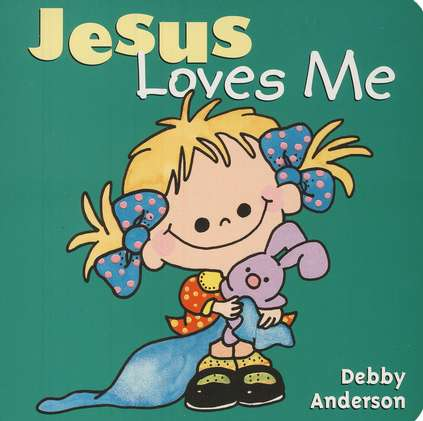 Jesus Loves Me BoardBook