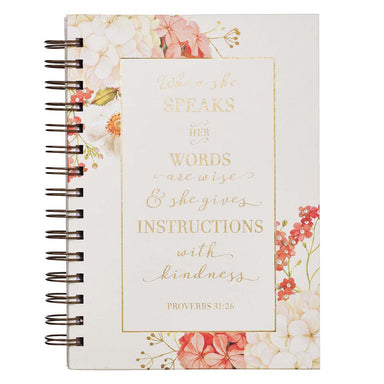 ROCKONLINE | New Creation Church | Joseph Prince | Notebooks | Journals | Journaling | Doodles | Memo | Agenda | Scriptures | Grace | Faith | Hope | Love | Writing Materials | Wirebound Hardcover Journal| Rock Bookshop | Rock Bookstore | Star Vista | Free Delivery for Singapore Orders above $50.