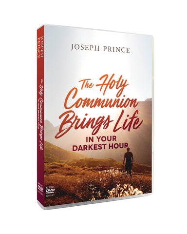 The Holy Communion Brings Life In Your Darkest Hour (DVD Album)