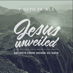 Jesus Unveiled - Secrets From Moses' 40 Days (26 November 2014) by Joseph Prince