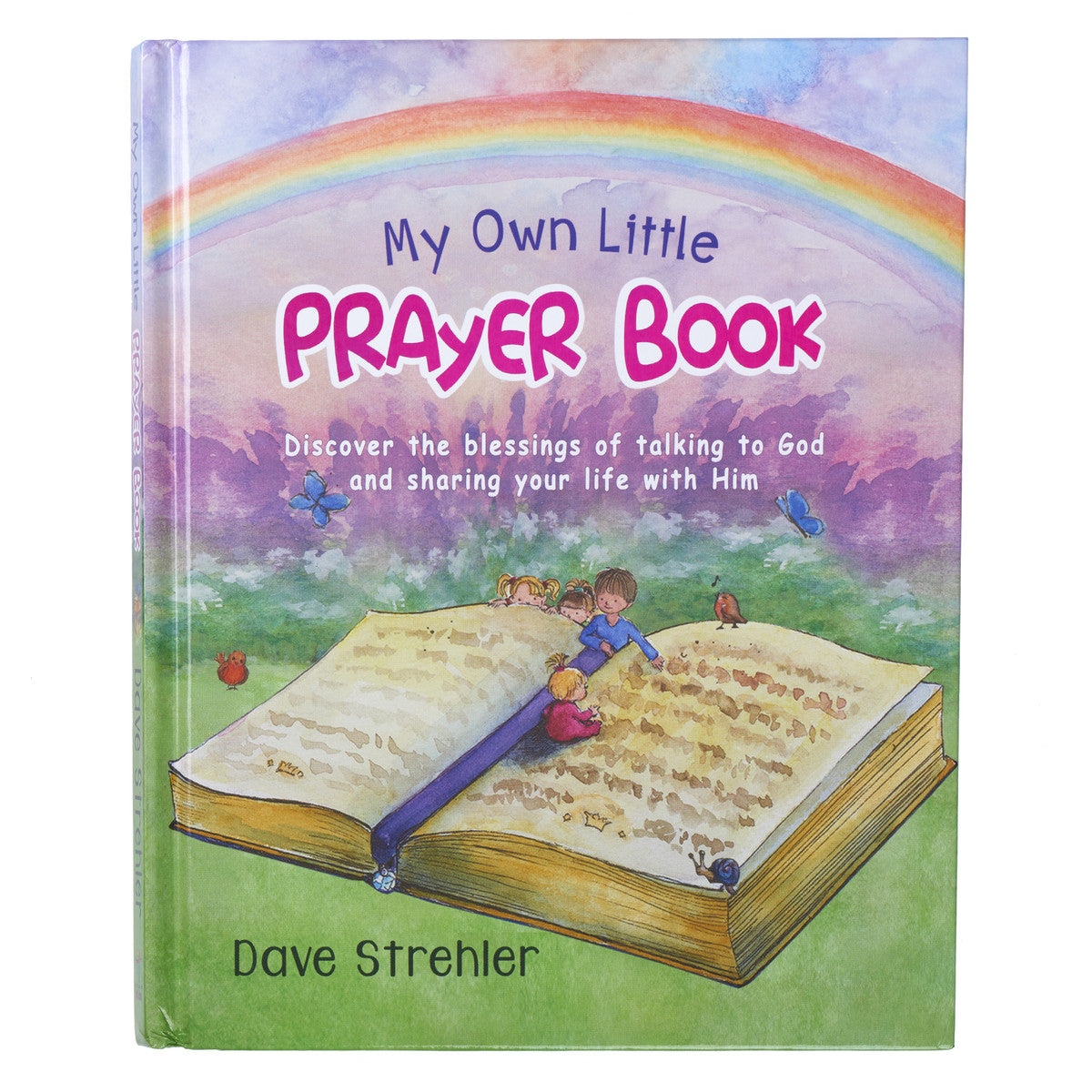 ROCKONLINE | New Creation Church | NCC | Joseph Prince | ROCK Bookshop | ROCK Bookstore | Star Vista | Children | Kids | Tween | Prayer | Scripture verses | Devotionals |  Christian Living | Bible | My Own Little Prayer Book | Free delivery for Singapore Orders above $50.