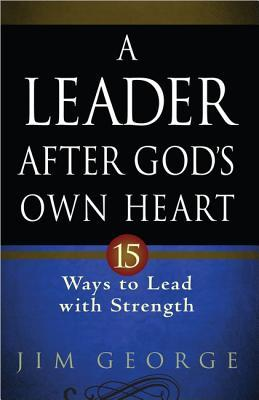 ROCKONLINE | New Creation Church | NCC | Joseph Prince | ROCK Bookshop | ROCK Bookstore | Star Vista | A Leader After God's Own Heart | Jim George | Leadership | Strength | Free delivery for Singapore Orders above $50.