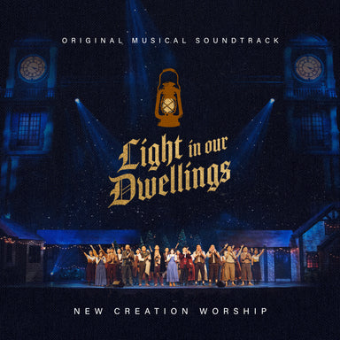ROCKONLINE | New Creation Church | NCC | Joseph Prince | ROCK Bookshop | ROCK Bookstore | Star Vista | New Creation Worship | English Music | English | Christian Worship | Christmas |  Light In Our Dwellings by New Creation Worship | Free delivery for Singapore orders above $50.