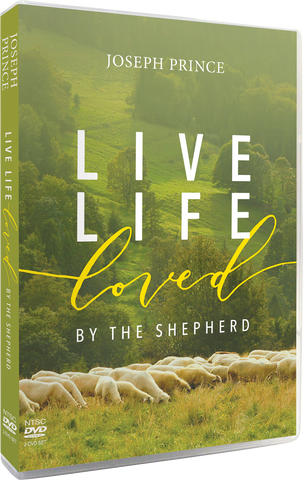 Live Life Loved By The Shepherd (DVD Album)