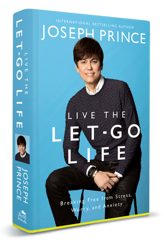 Live The Let-Go Life (softback)