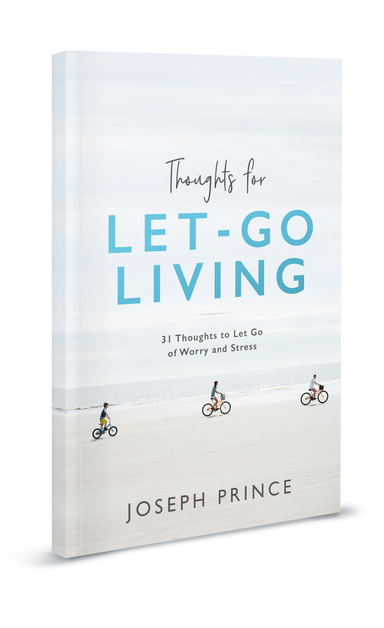 ROCKONLINE | New Creation Church | Joseph Prince | ROCK Bookshop | NCC | Christian Living | Thoughts For Let-Go Living Booklet  | Free shipping for Singapore orders above $50