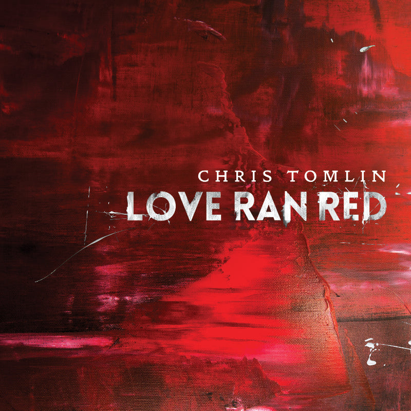 ROCKONLINE | New Creation Church | NCC | Joseph Prince | ROCK Bookshop | ROCK Bookstore | Star Vista | Chris Tomlin | Passion | English Music | English | Christian Worship | Love Ran Red by Chris Tomlin | Free delivery for Singapore orders above $50.
