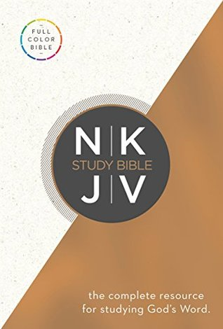 NKJV Full-Color Edition Study Bible, Hardcover