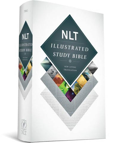 NLT Illustrated Study Bible (Hardcover)