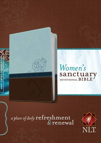 NLT Women's Sanctuary Devotional Bible