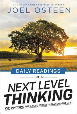 Daily Readings from Next Level Thinking, Hardcover
