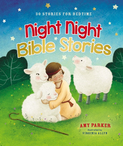 Night Night Bible Stories, Hardcover